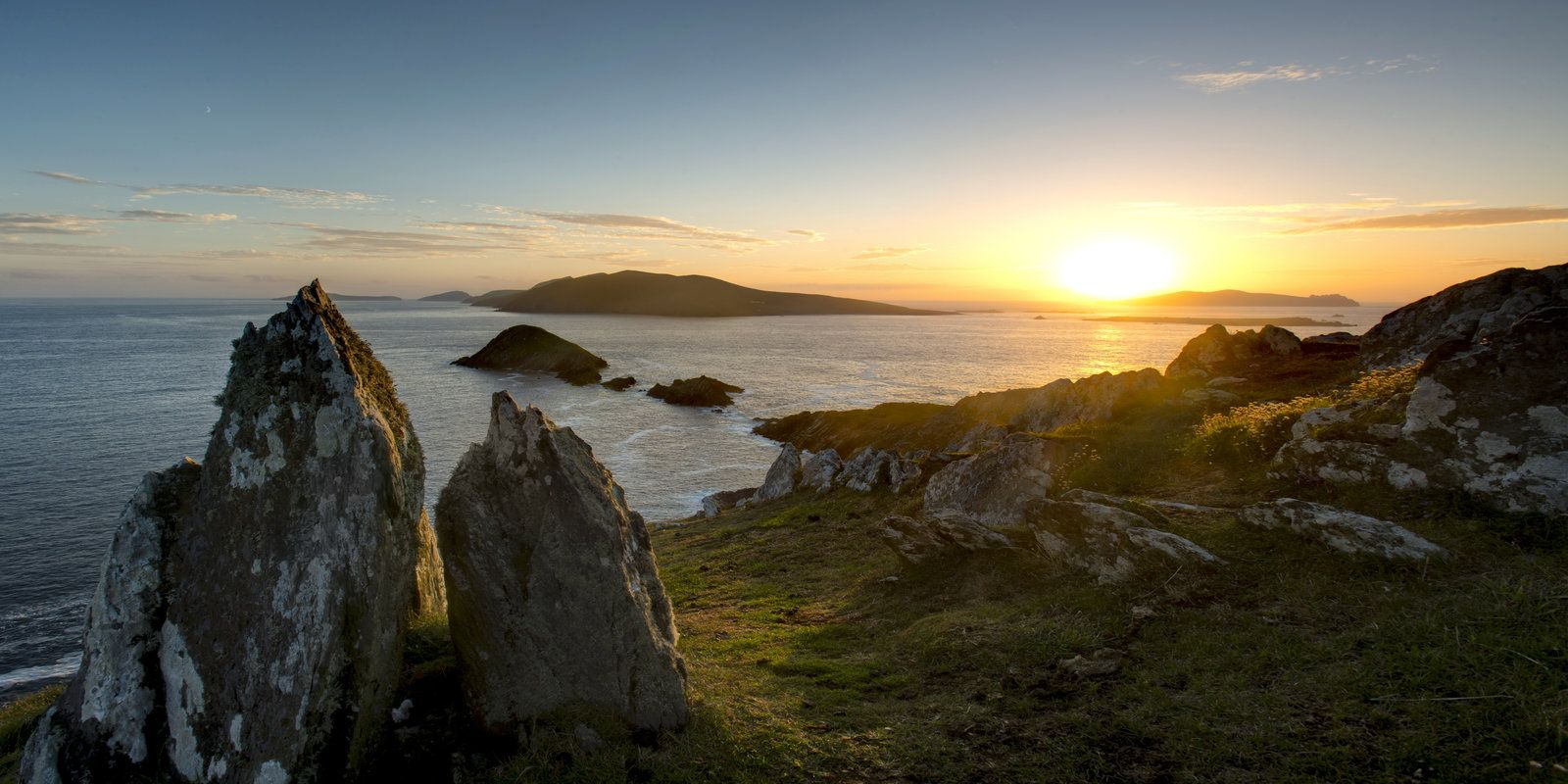 Blasket Islands Celtic Ross